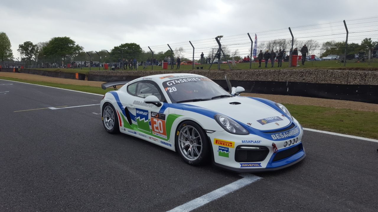 GT4 Brands Hatch